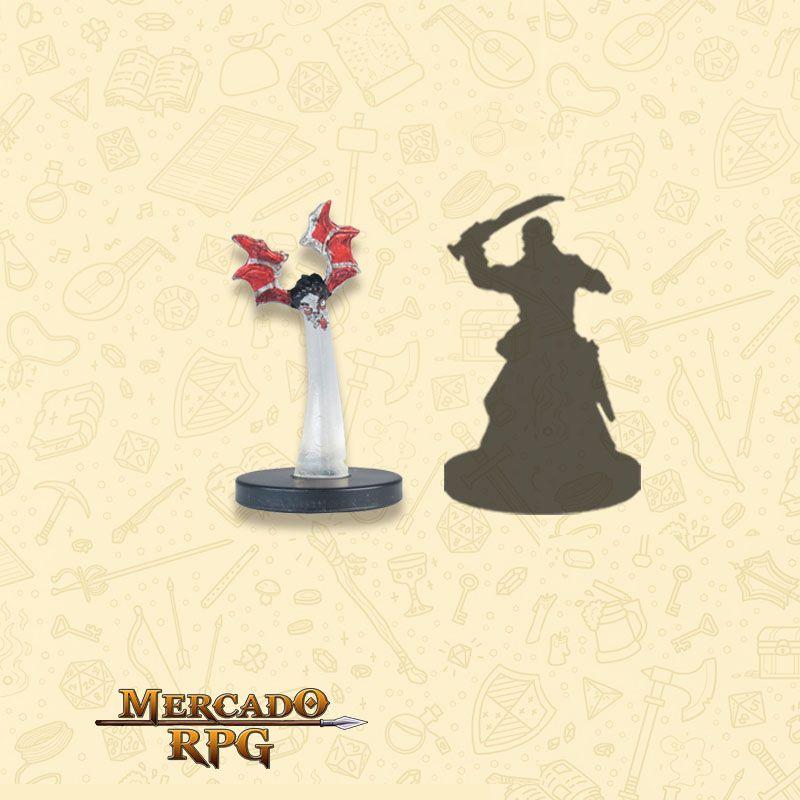 Vargouille A - Miniatura RPG  - Mercado RPG