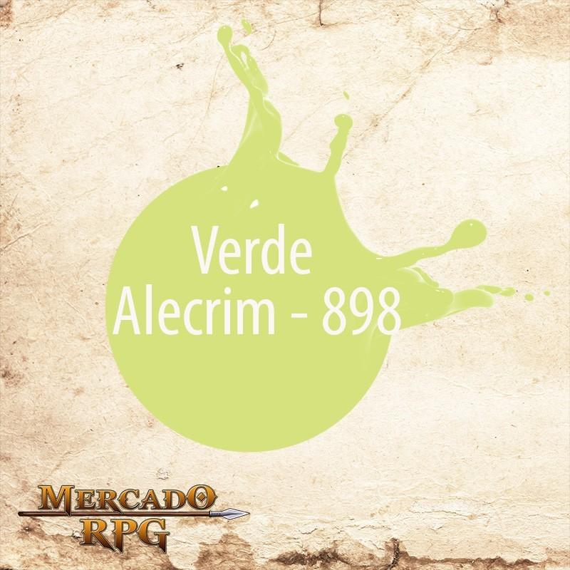 Verde Alecrim 898 - Tinta Acrílica Fosca Nature Colors 60ml - Acrilex - RPG