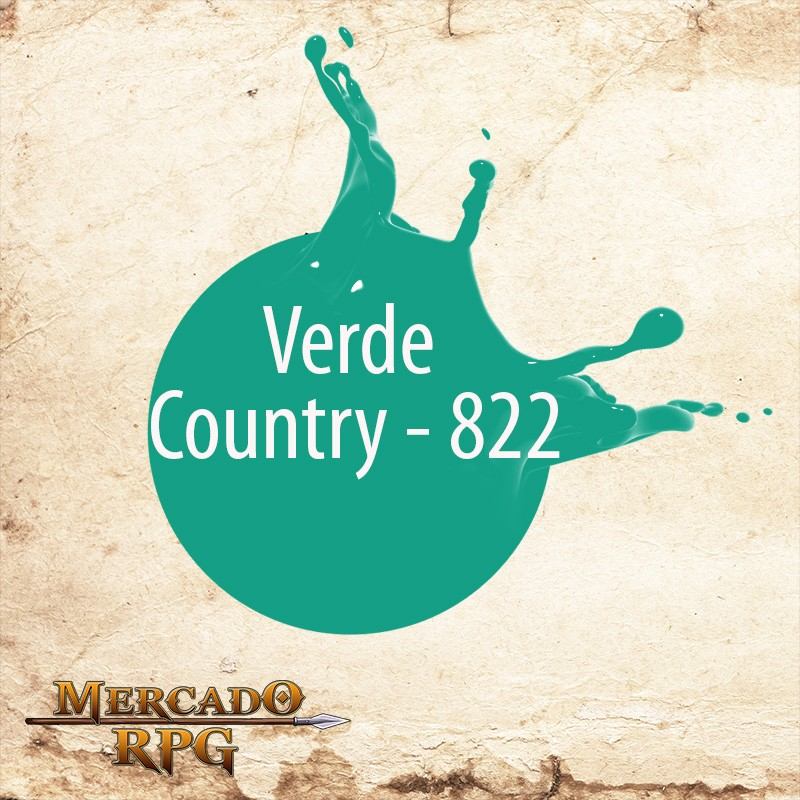 Verde Country - 822 - RPG