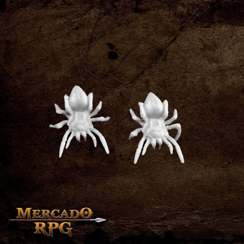 Vermin: Spiders (2)  - Mercado RPG