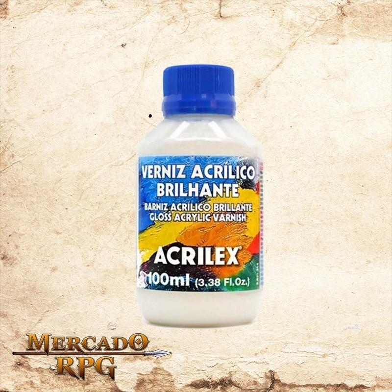 Verniz Acrílico Brilhante - RPG  - Mercado RPG