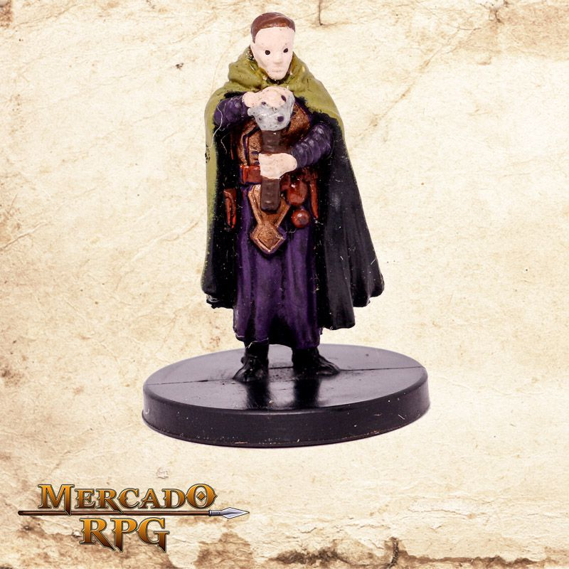 Village Priest - Miniatura RPG  - Mercado RPG
