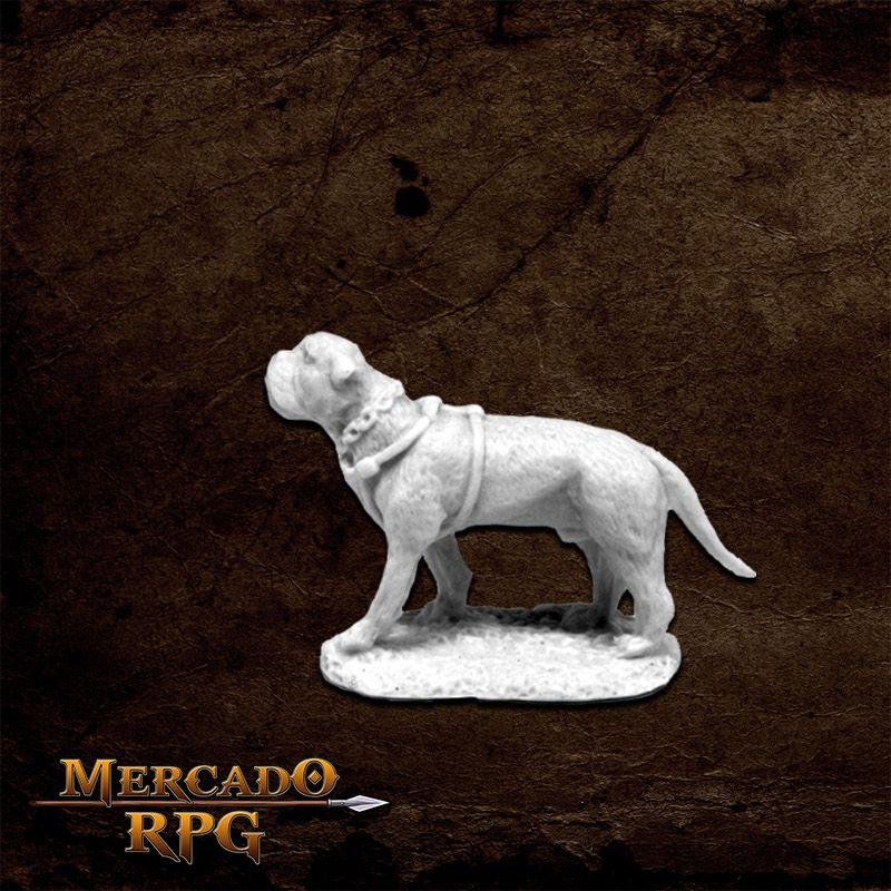War Dog  - Mercado RPG