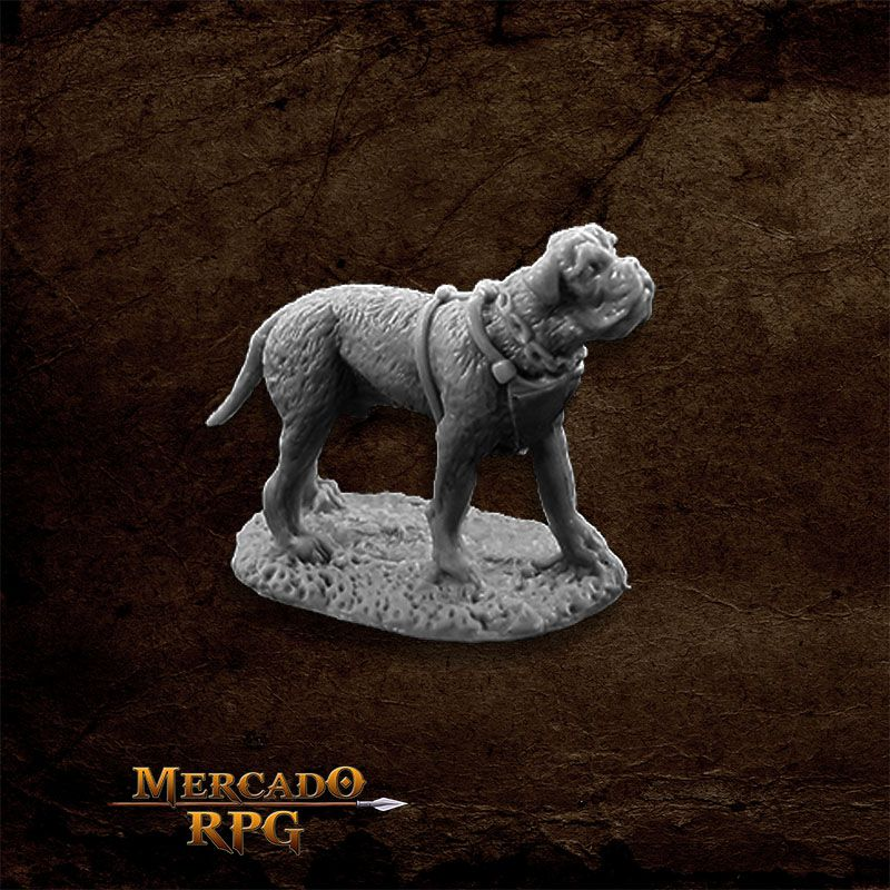 War Dog - Miniatura RPG  - Mercado RPG