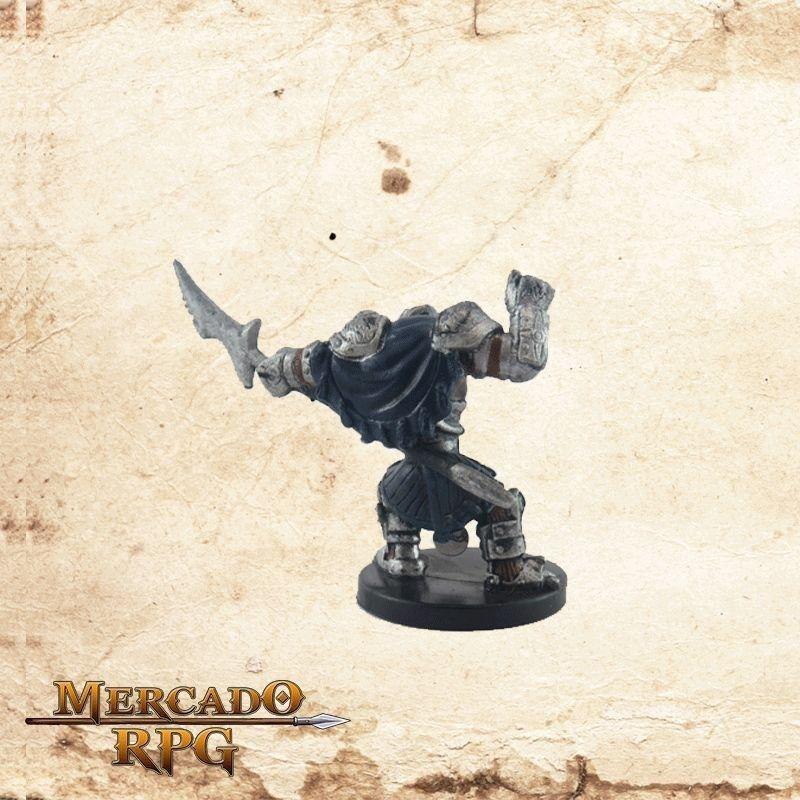 Warforged Battle Champion - Sem carta  - Mercado RPG