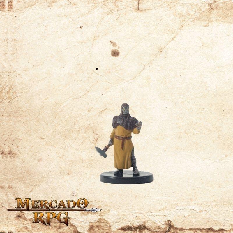 Warforged Cleric - Sem carta  - Mercado RPG