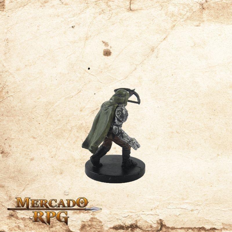 Warforged Infiltrator - Com carta  - Mercado RPG