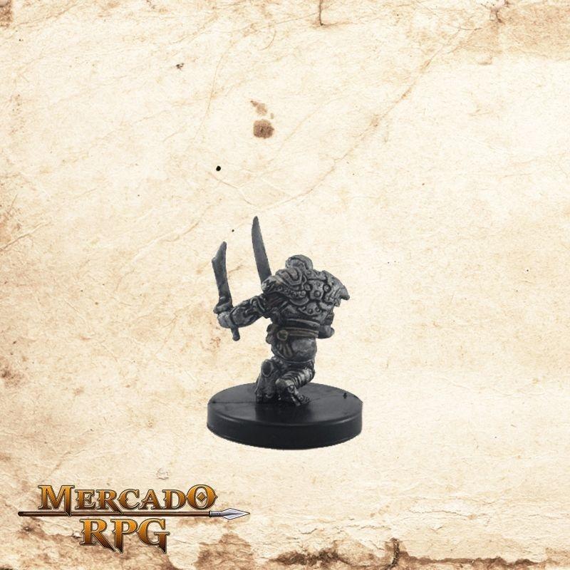 Warforged Scout - Sem carta  - Mercado RPG