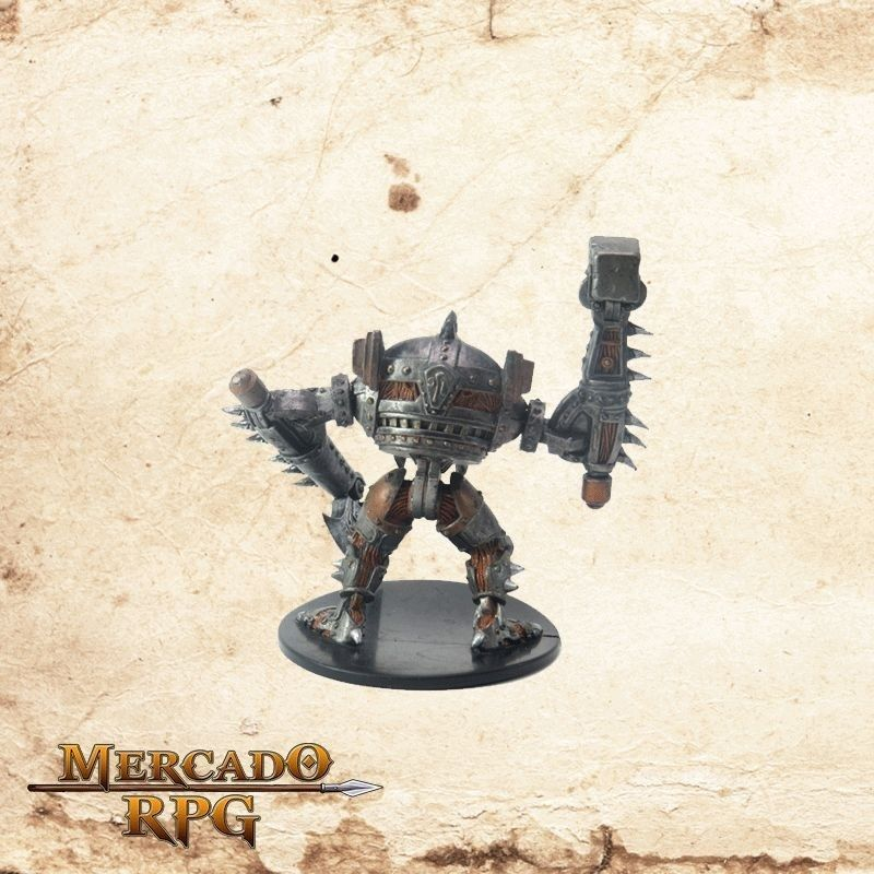 Warforged Titan - Com carta - Mercado RPG