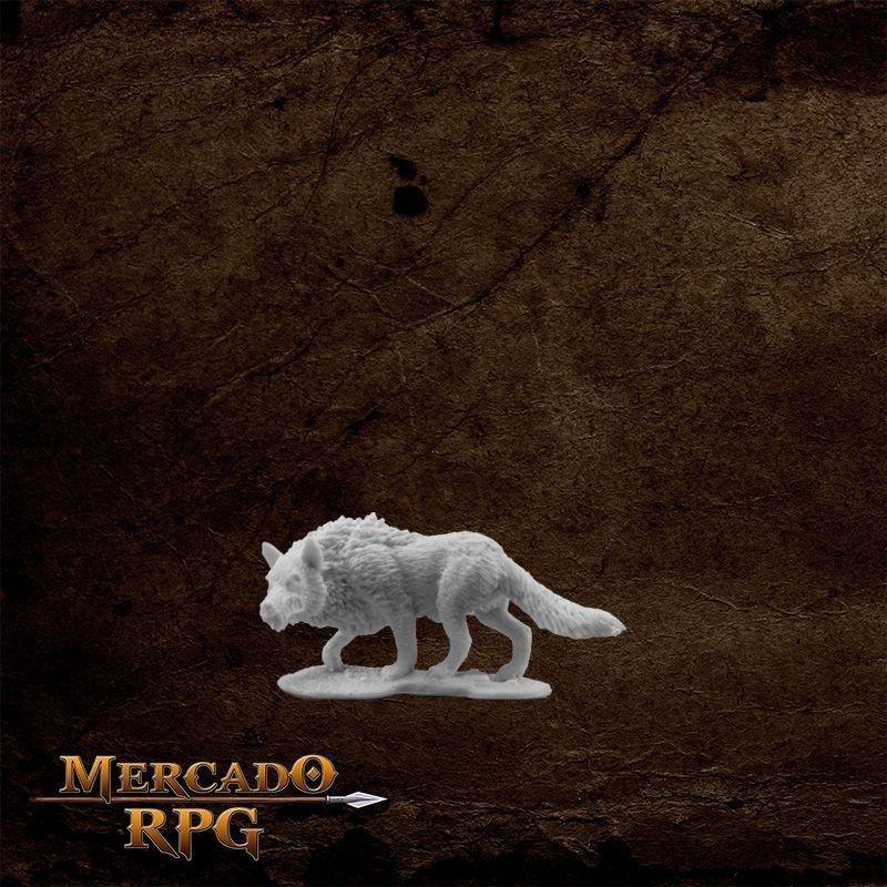 Warg - Miniatura RPG  - Mercado RPG