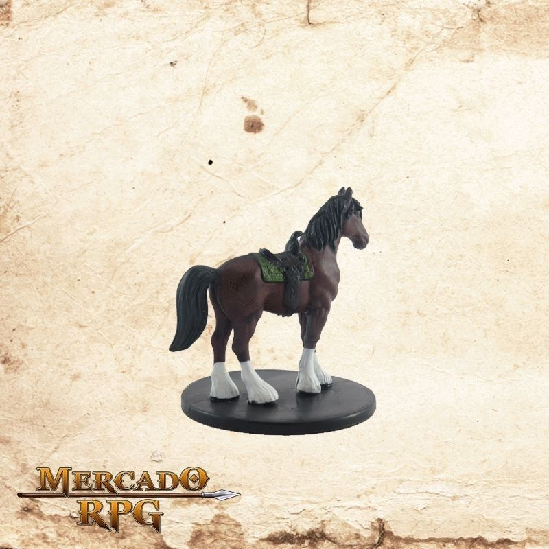 Warhorse - Com carta  - Mercado RPG