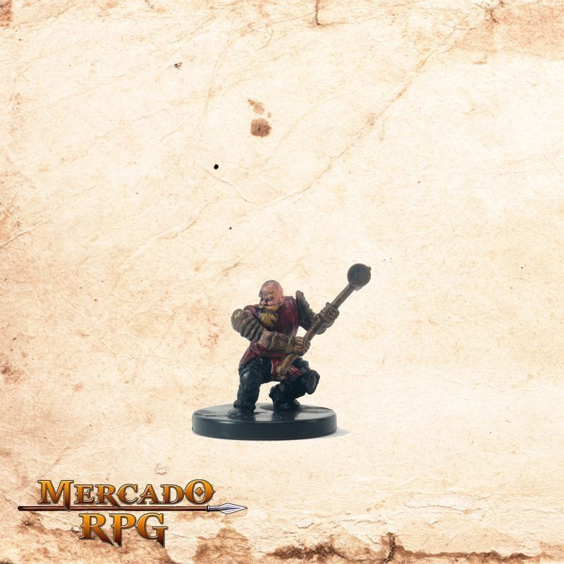 Warpriest of Moradin - Sem carta  - Mercado RPG