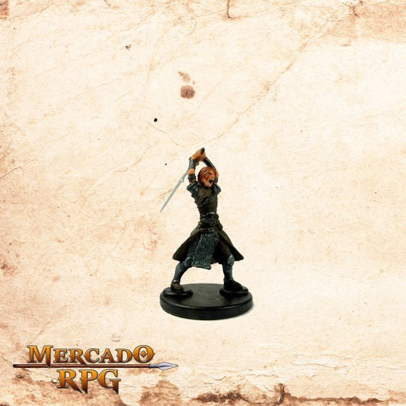 Warrior of Wrath  - Mercado RPG