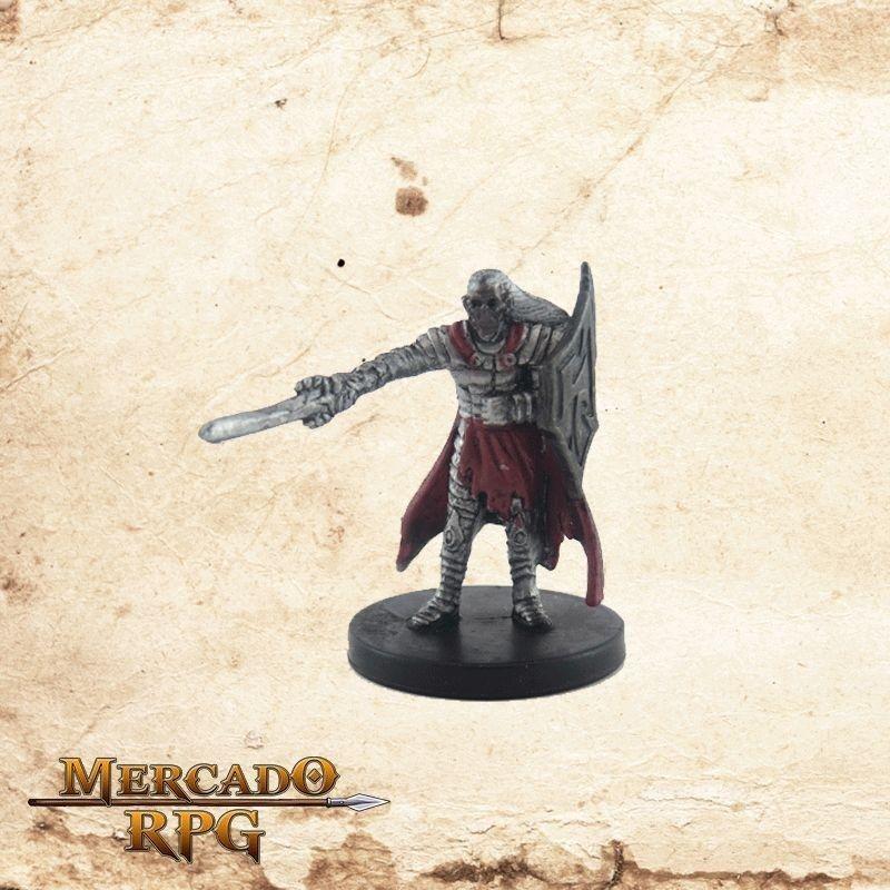 Warrior Wight - Com carta  - Mercado RPG