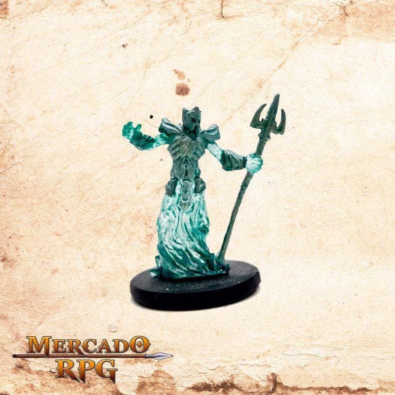 Water Myrmidon - Sem carta  - Mercado RPG