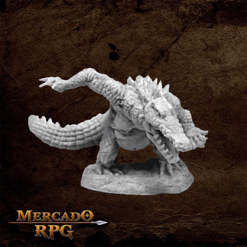 Werecrocodile  - Mercado RPG