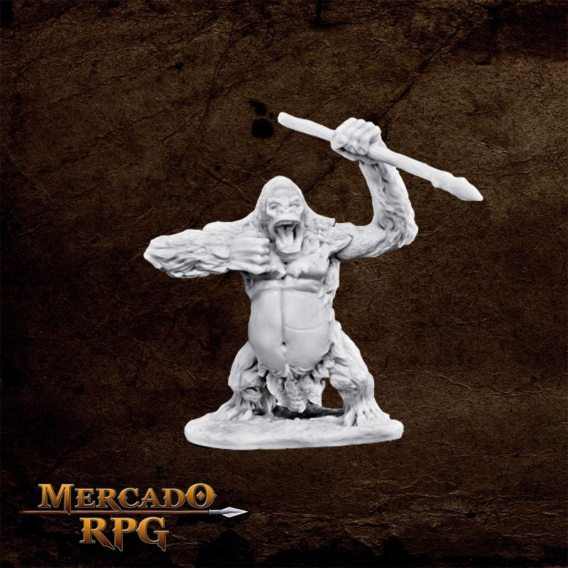 Weregorilla - Miniatura RPG Reaper Bones 3
