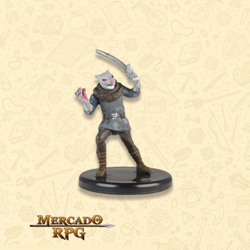 Wererat - Miniatura RPG