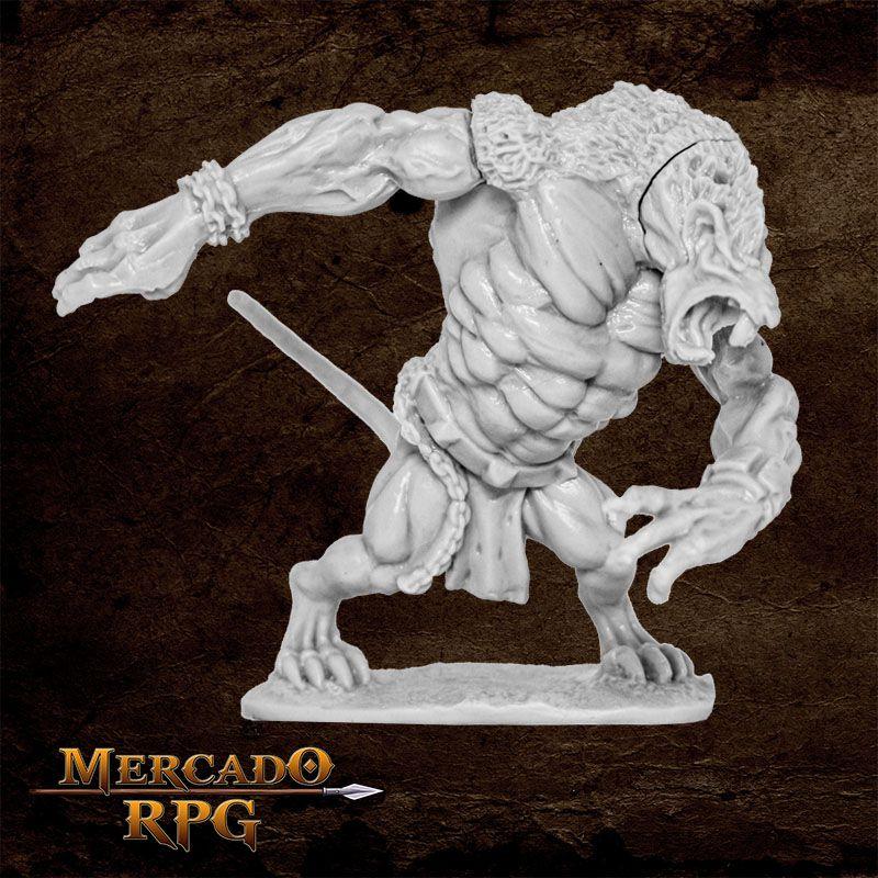 Wererat Ogre