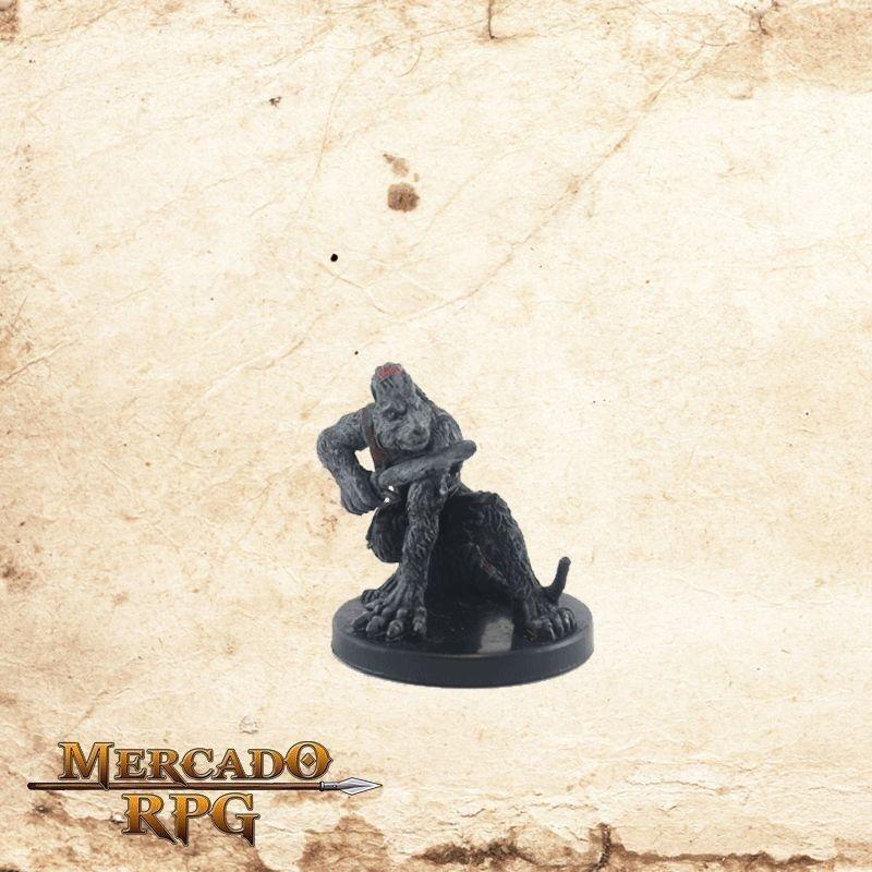 Wererat Rogue - Com carta  - Mercado RPG