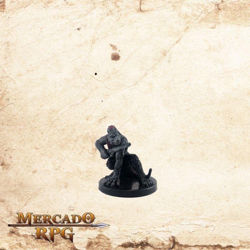 Wererat Rogue - Sem carta  - Mercado RPG