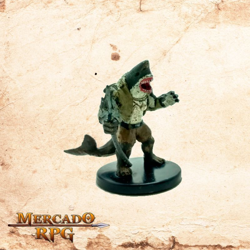Wereshark Pirate  - Mercado RPG