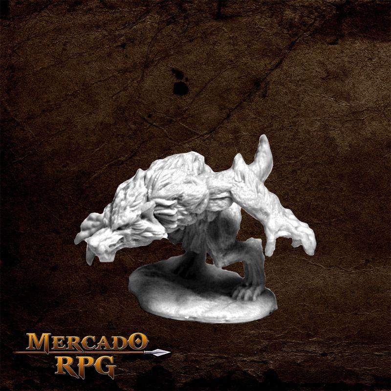 Werewolf - Miniatura RPG  - Mercado RPG