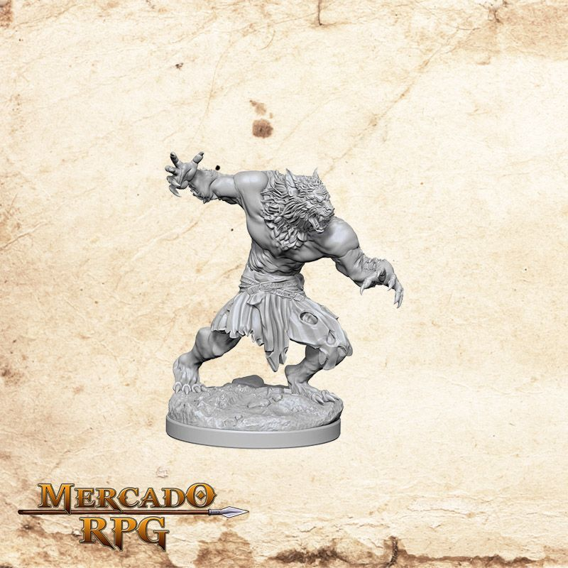 Werewolf A  - Mercado RPG