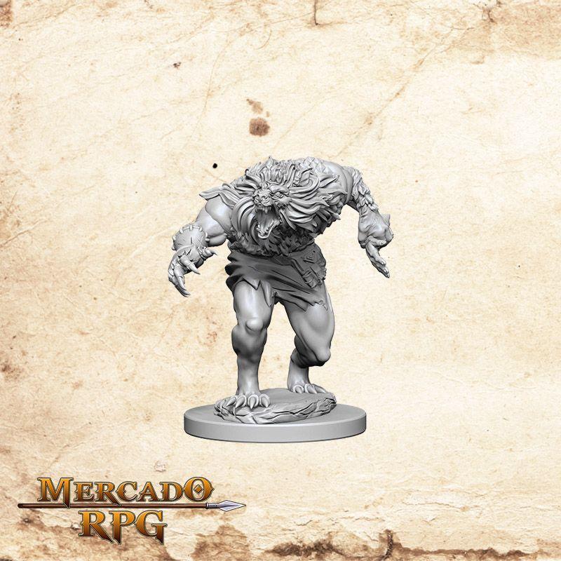 Werewolf B  - Mercado RPG