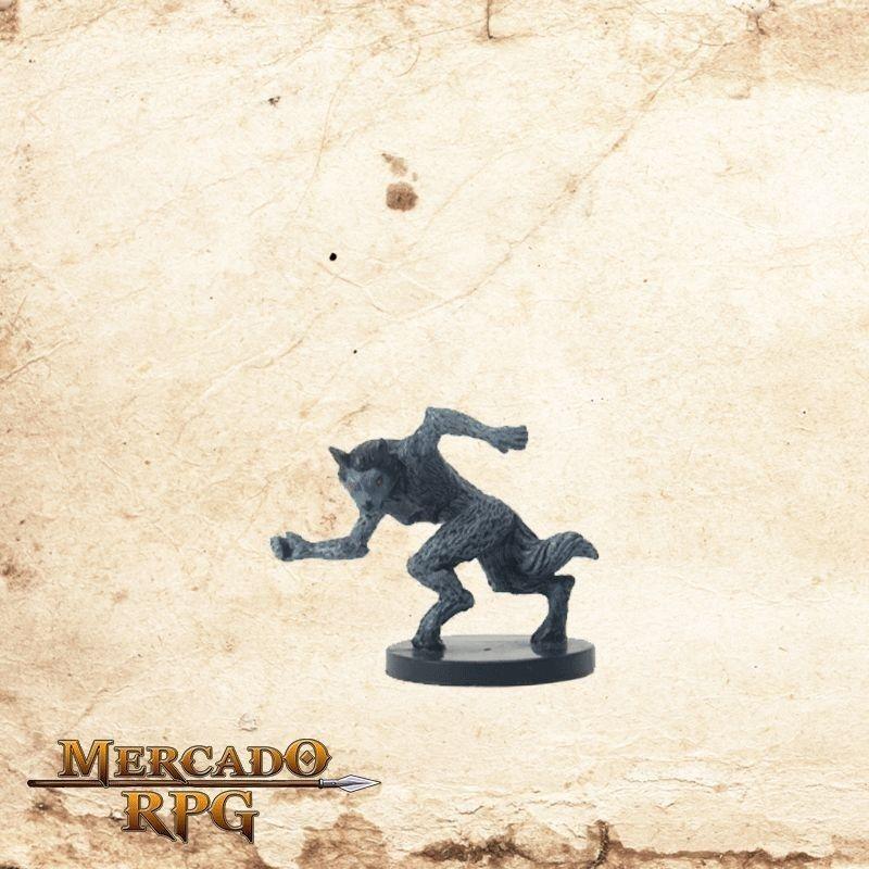 Werewolf - Com carta  - Mercado RPG
