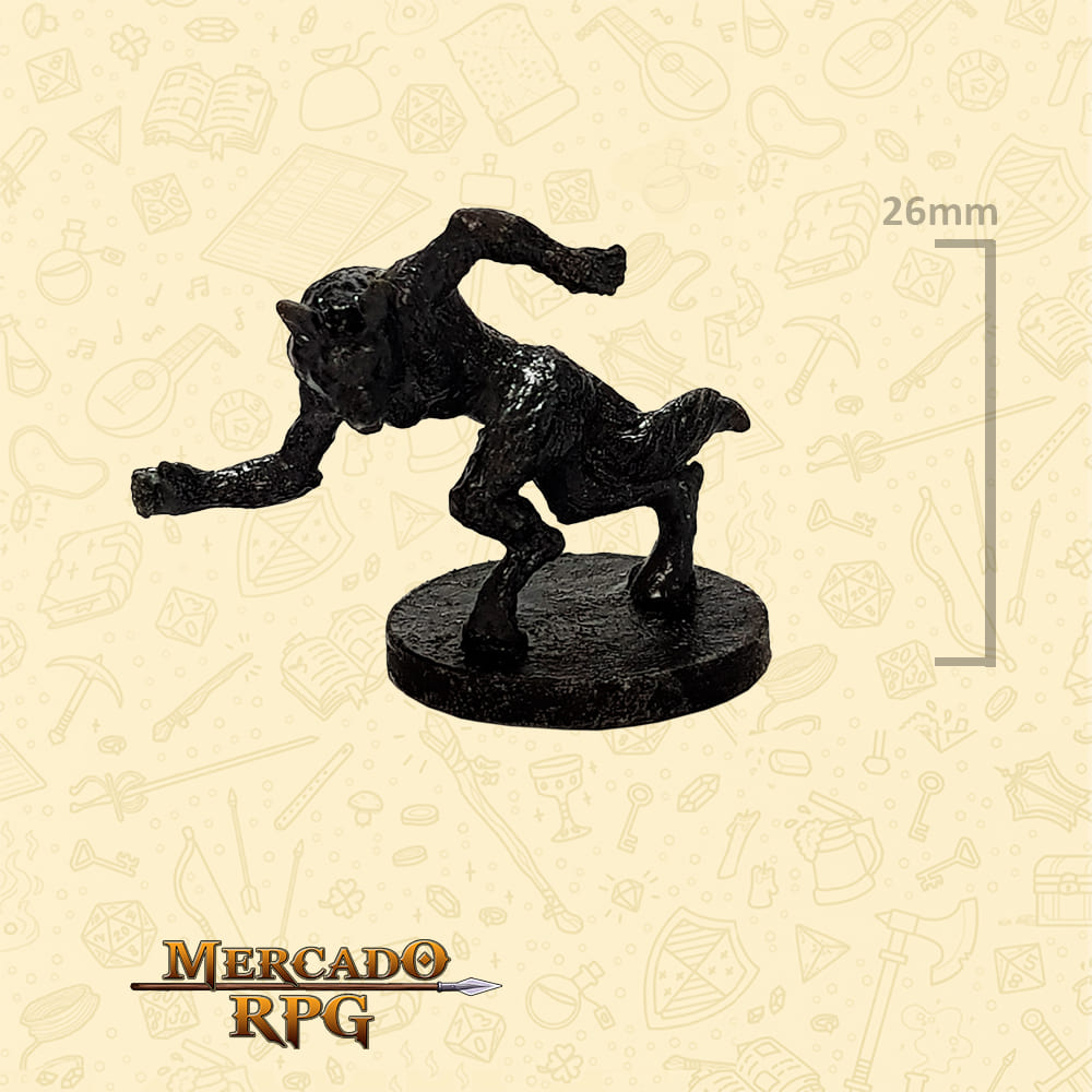Werewolf - Miniatura D&D - RPG