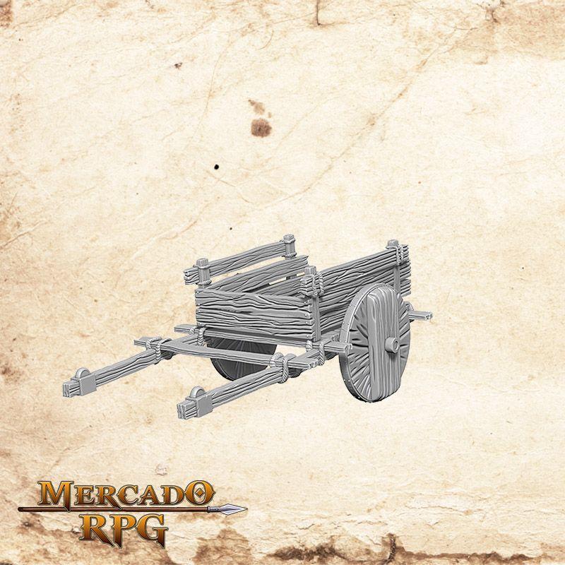 Wheel Cart  - Mercado RPG