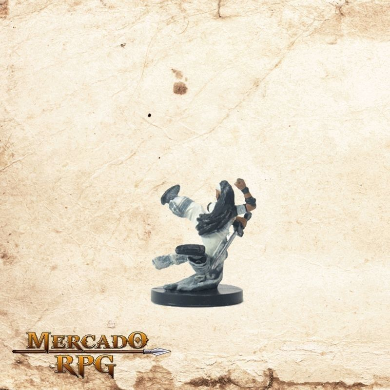 Whirling Steel Monk - Sem carta  - Mercado RPG