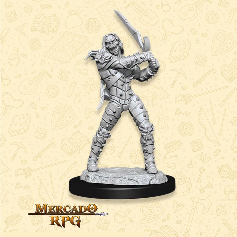 Wight - Miniatura RPG Wizkids Nolzur's Marvelous
