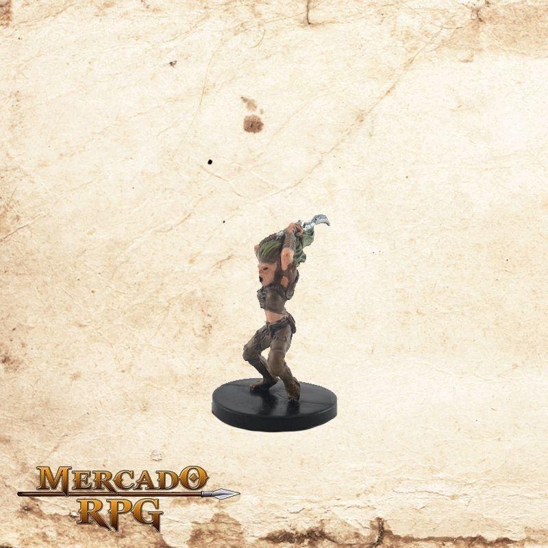 Wild Elf Warsinger - Sem carta  - Mercado RPG