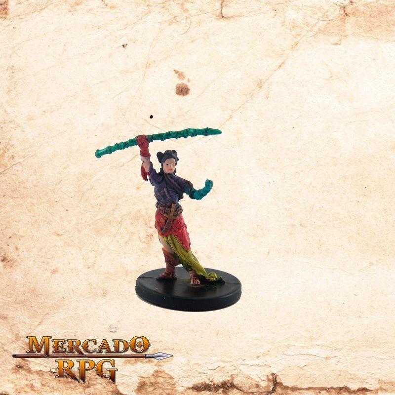Wild Mage - Sem carta  - Mercado RPG