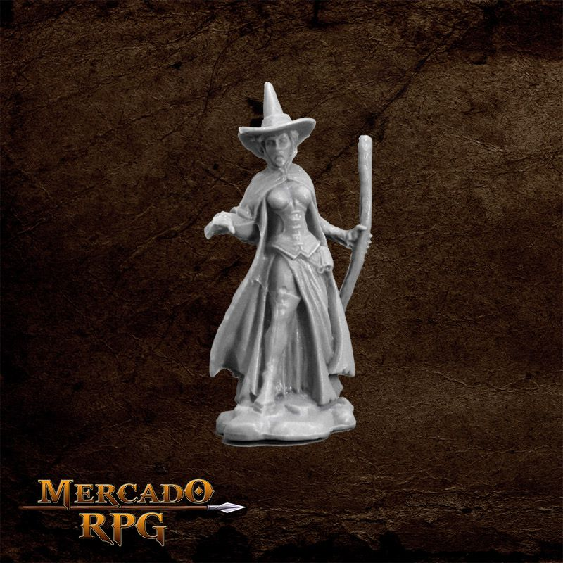 Wild West Oz Wicked Witch - Miniatura RPG  - Mercado RPG