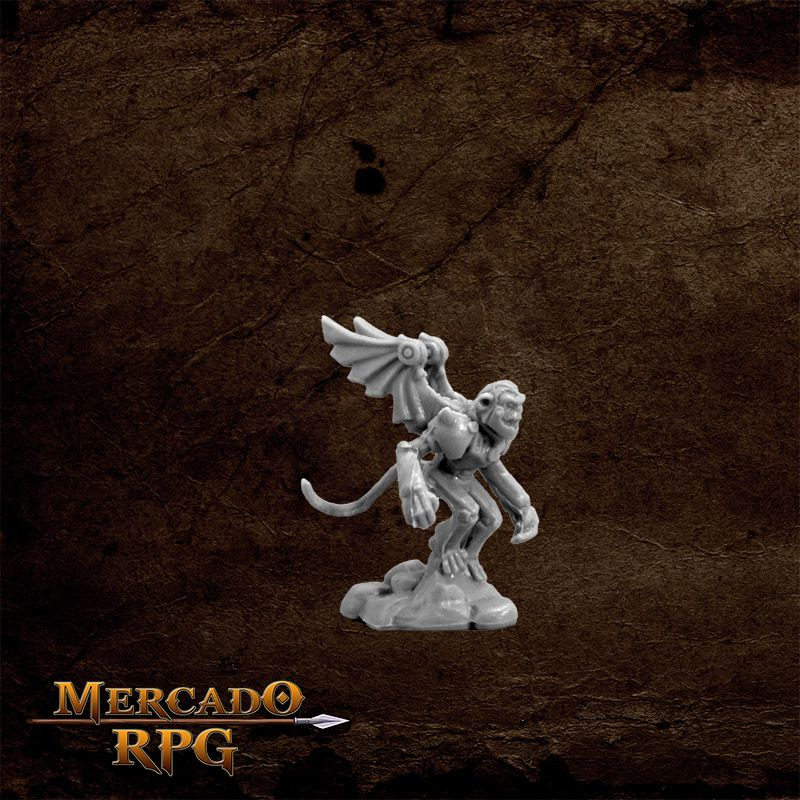 Wild West Wizard of Oz Winged Monkey - Miniatura RPG