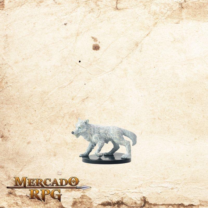 Winter Wolf - Com carta  - Mercado RPG