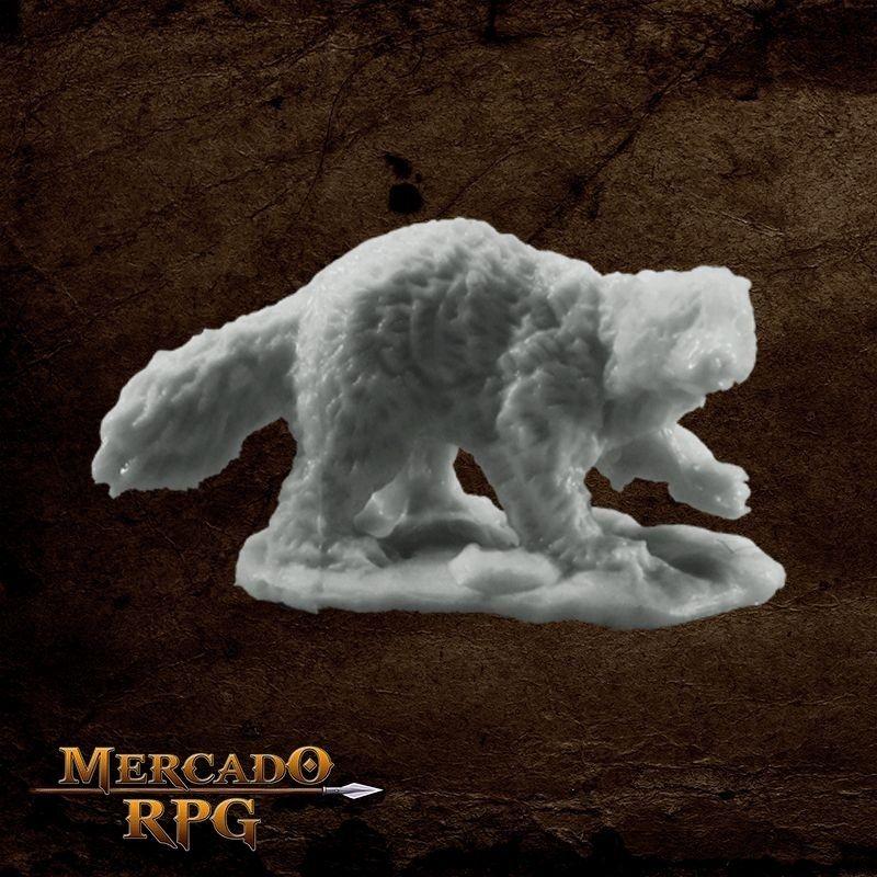 Wolverine  - Mercado RPG