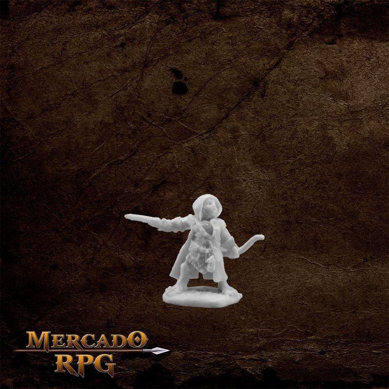 Woody, Halfling Ranger  - Mercado RPG