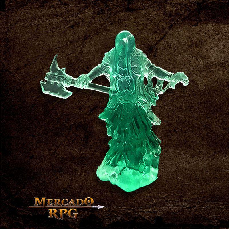 Wraith Duelist A - Miniatura RPG  - Mercado RPG