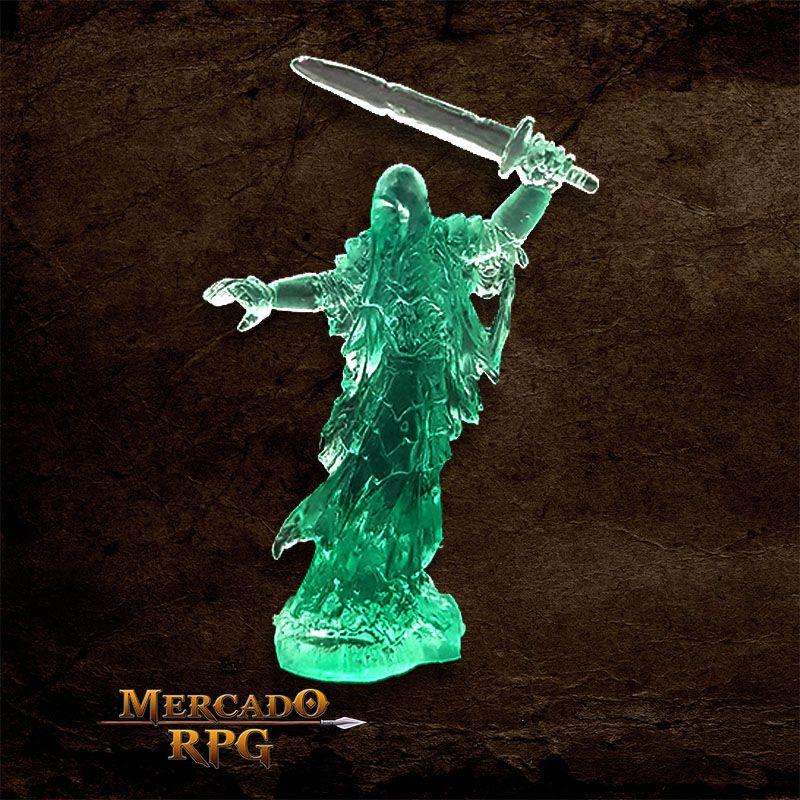 Wraith Duelist B - Miniatura RPG  - Mercado RPG