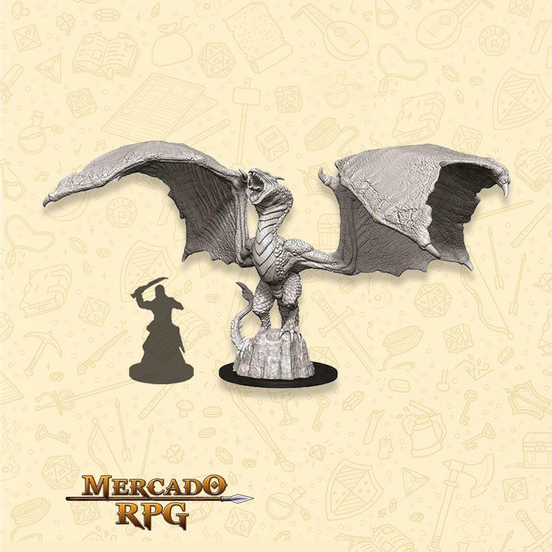 Wyvern - Miniatura RPG  - Mercado RPG