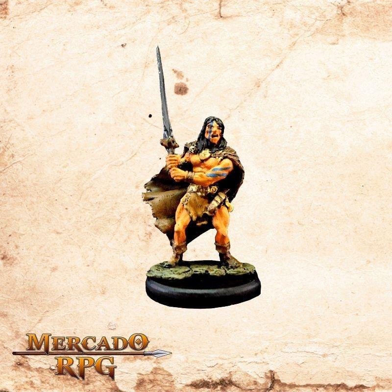 Krom, O Bárbaro  - Mercado RPG