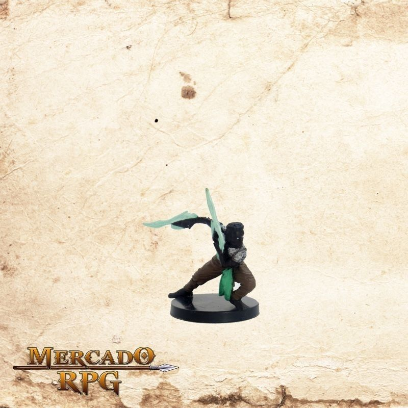 Xeph Soulknife - Com carta  - Mercado RPG