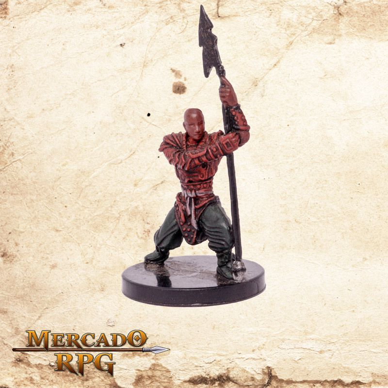 Xeph Warrior - Miniatura RPG