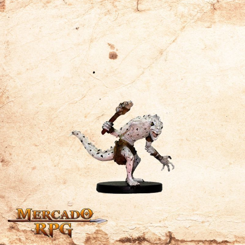 Xulgath (Troglodyte)  - Mercado RPG