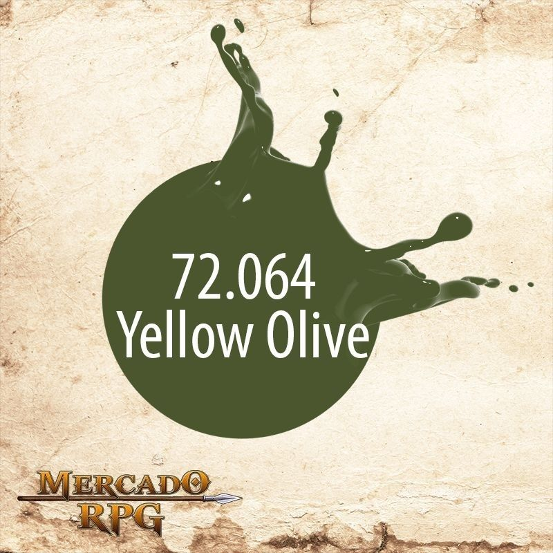 Yellow Olive 72.064  - Mercado RPG