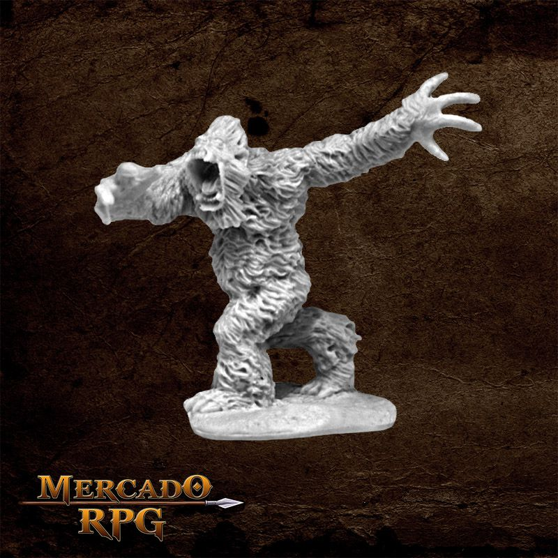 Yeti Warrior  - Mercado RPG